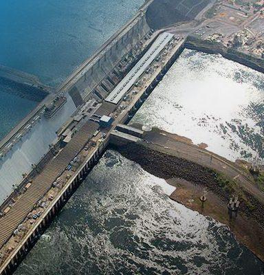 Usina Hidrelétrica de Tucuruí – Casa de Força