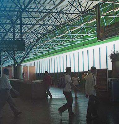 Terminal Barra Funda – Bilheterias