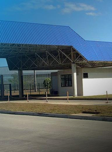 SUZANO – Portarias e Centro de Logística